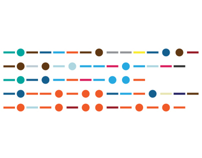 Abstract Data Visualization of Words