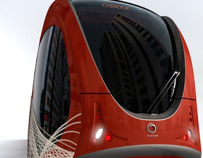 Chinook - urban tram