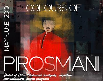 Colors of Pirosmani