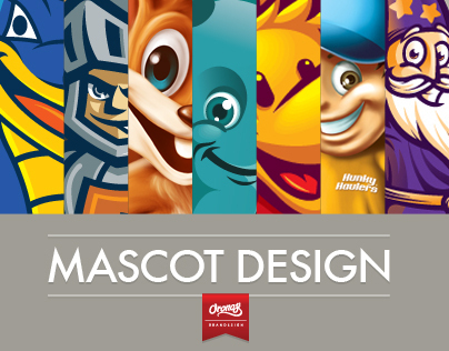 Mascot and Character Design