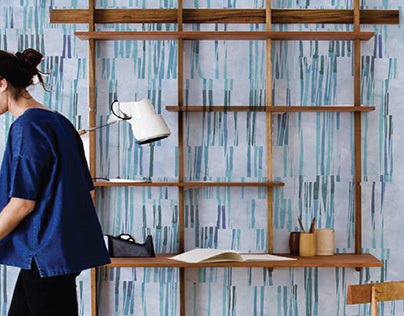 Wallpaper collection for Lab Nilaya Asian Paints