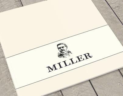Type Speciment - Miller