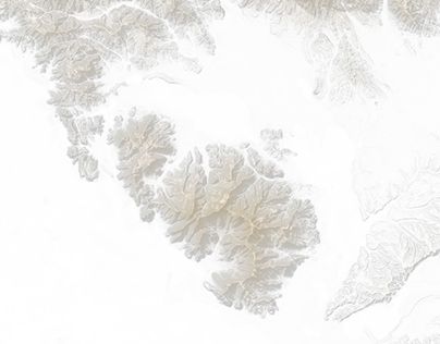 Le forme del suolo della Toscana