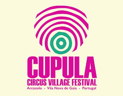 CUPULA Circus Village Festival — Promocional