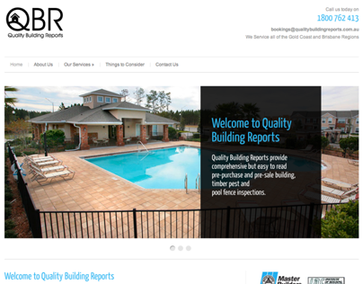 QBR - Quality Building Reports