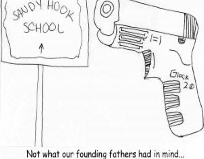 Gun control requires common sense