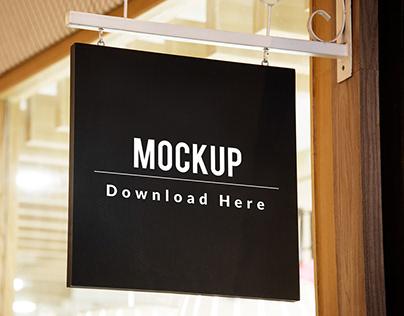 Free Logo Mockup Download