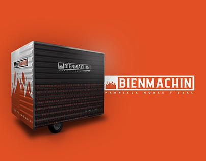 Bien Machin // Branding