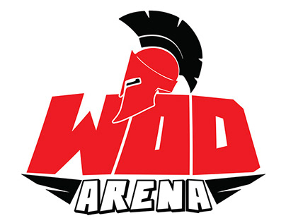 Logo Design for WOD Arena Bangalore by Inukun