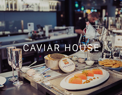 CAVIAR HOUSE & PURNIER