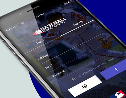 MLB Baseball-Reference.com App