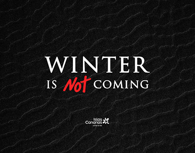 Winter is not Coming - Islas Canarias