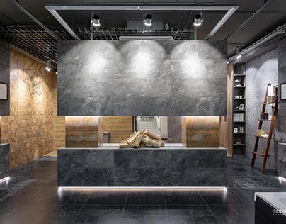 VERO CERAMICS showroom