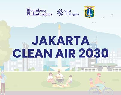 Jakarta Clean Air Partnership — Animation