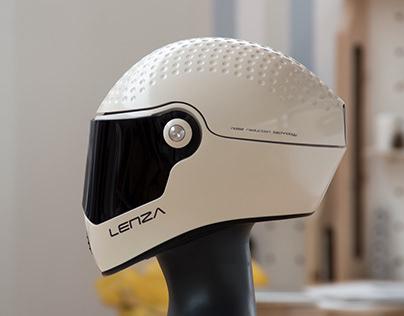 LENZA ONE - Innovative motorcycle helmet