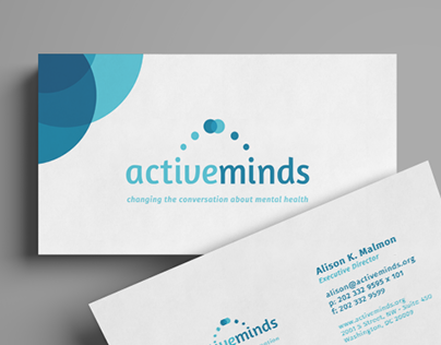Active Minds Rebrand