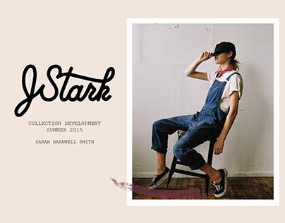 J. Stark SS15 // collection development