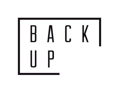 Back Up Magazine Brand Redesign