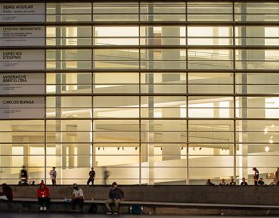 MACBA - Museu Art Contemporani Barcelona