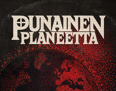 Punainen Planeetta album cover