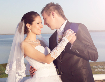 Nikoll & Jakub's wedding day