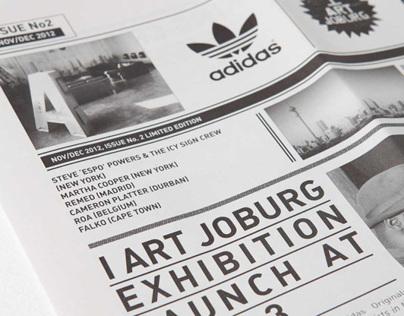 adidas Originals | I ART JOBURG Newspapers