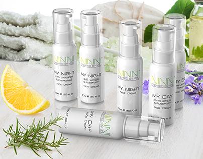 Ninni Skin Care // Branding & NPD