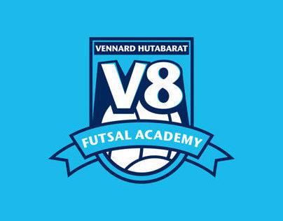 Redesign V8 Futsal Academy by Vennard Hutabarat