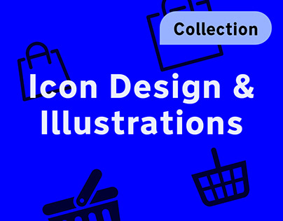 Icon Design & Illustrations