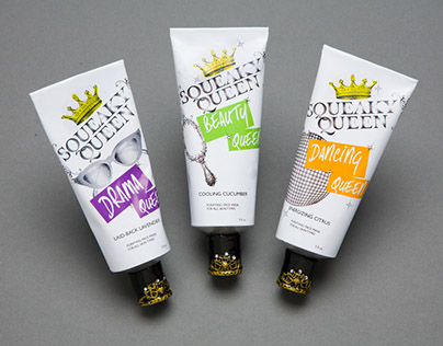 Sqeaky Queen Cleansing Facial Masks