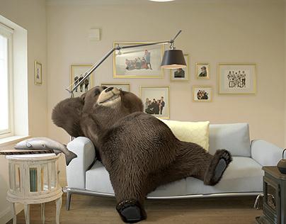 Teag Bear