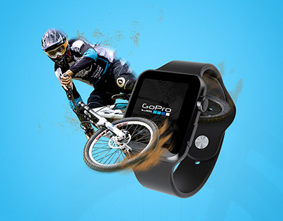 GoPro / Apple Watch