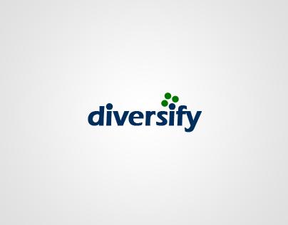 Diversify logo
