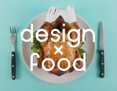 Design x Food - Infographic