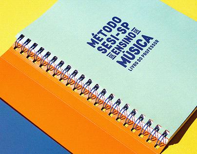 Método de Música   Sesi-SP Editora