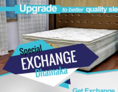 News Paper Ad - Univelsal M