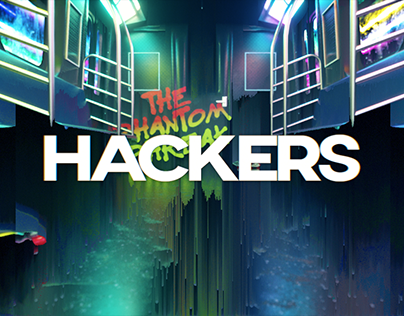 Hackers Title Sequence