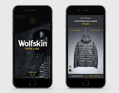 Wolfskin Tech Lab
