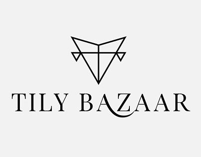Tily Bazaar - Brand design