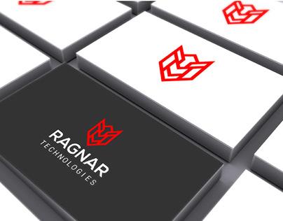 Ragnar logo design project