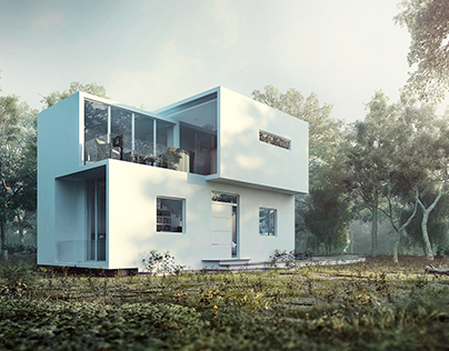 Architecture Interior & Exterior - CGI projects