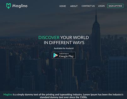 Maglino Redesign Concept