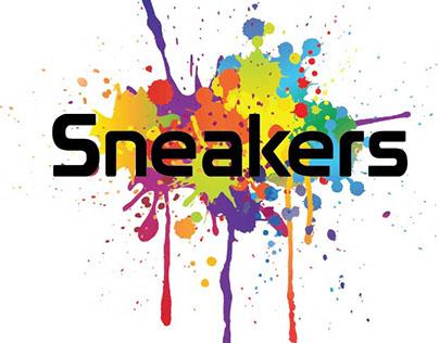 Sneakers app design