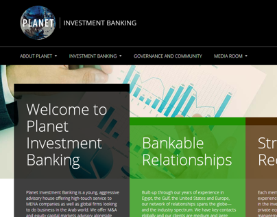 Planet Investment Banking (2013)