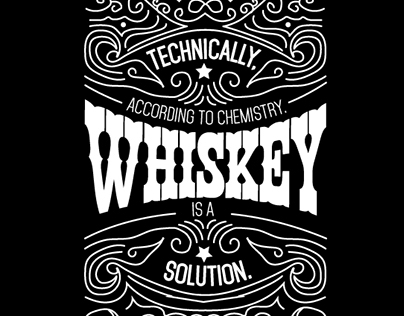 Whiskey Solution