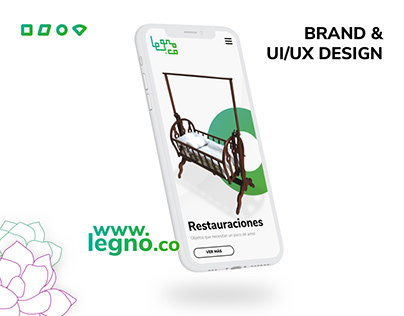 Legno.co Brand & Web Design