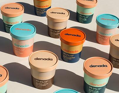 Denada Sugar Free Ice Cream