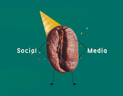 Social Media | Fernaz cafe