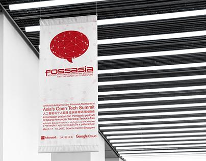 Fossasia 2018 Design