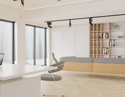 Oms Suit Office